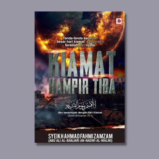 Kiamat Hampir Tiba (NEW COVER)
