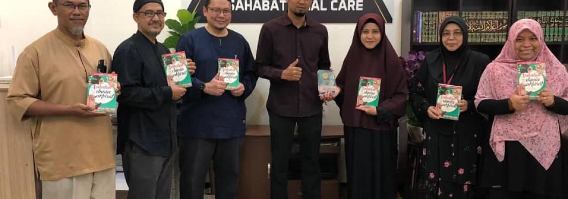Buku Pertama Ustazah Asma' Harun Memenangi Anugerah Buku Terbaik 2020.