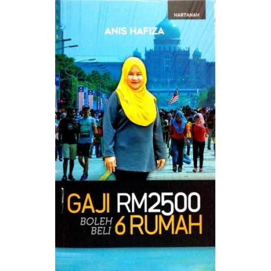 Gaji RM2500 Boleh Beli 6 Rumah - Anis Hafiza